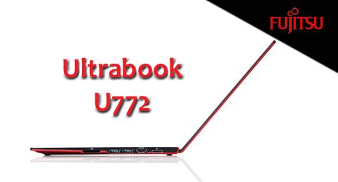 Fujitsu U772 – ultrawydajność w dobrym stylu