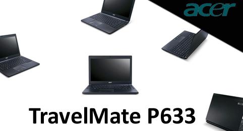 Zgrabny i efektywny Acer TM P633