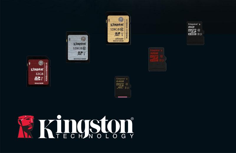Karty, karty… karty pamięci SD